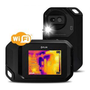ترمو ویژن دوربین حرارتی فلر FLIR C3