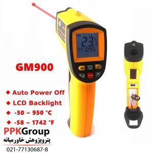 ترمومتر لیزری دیجیتال بنتک مدل GM900