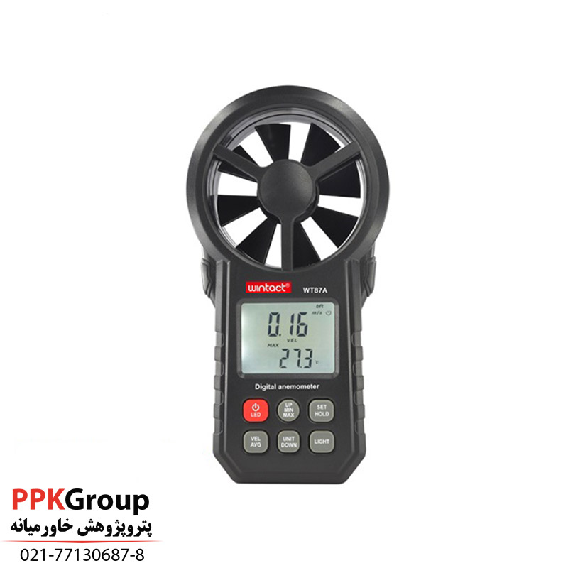 سرعت سنج باد WT87A