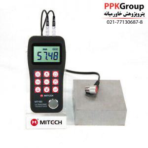 ضخامت سنج فلز آلتراسونیک میتچ MITECH MT160