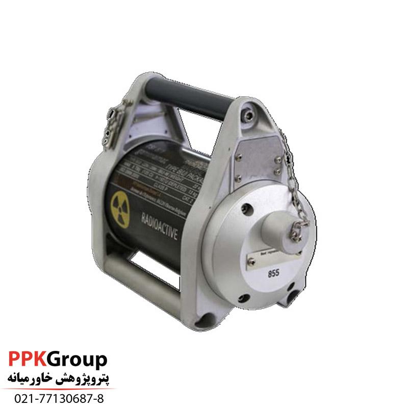 دوربین رادیوگرافی صنعتی گامامت 3 GAMMAMAT