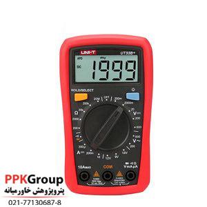 مولتی متر پرتابل یونیتی UT33B