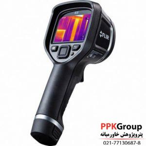 ترموویژن ، دوربین تصویربرداری حرارتی فلیر مدل FLIR E8-XT